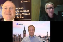 Alpha Tech Upfronts Video – FDC3 Powering Content Journeys: Adam Toms, Openfin and Robert Barnes, Turquoise