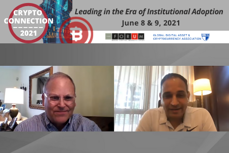 Crypto Connection Pre-Conference Interview: CrossTower's Kapil Rathi