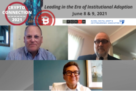 Crypto Connection Pre-Conference Interview: Murphy & McGonigle's Rob Park & Steven Feldman